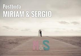 Postboda Miriam & Sergio