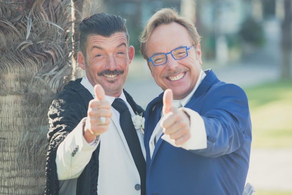 Hendrik & José Antonio